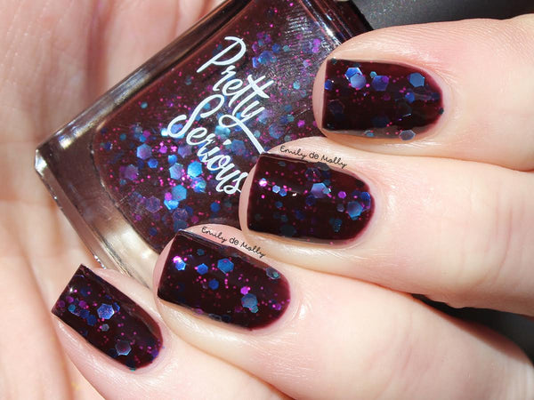 Macabre Nail Polish - Pretty Serious Cosmetics