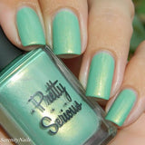 The Dragon's Curse Nail Polish - Pretty Serious Cosmetics