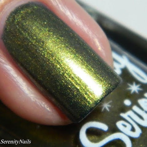 Nuke The Fridge Nail Polish - Pretty Serious Cosmetics