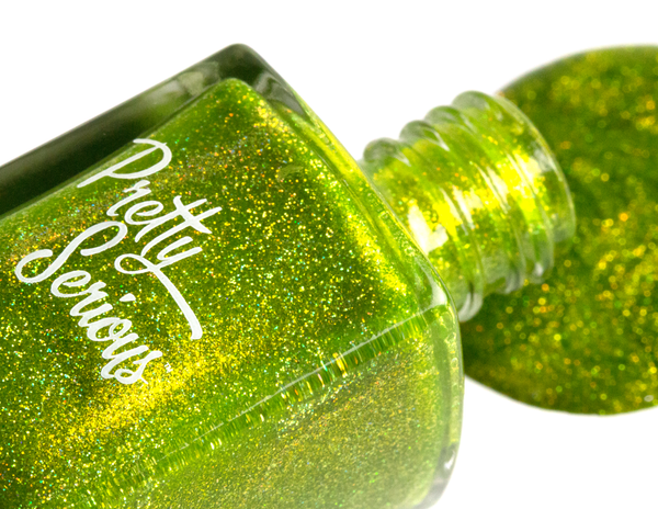 Pyxis Holographic Nail Polish - Pretty Serious Cosmetics