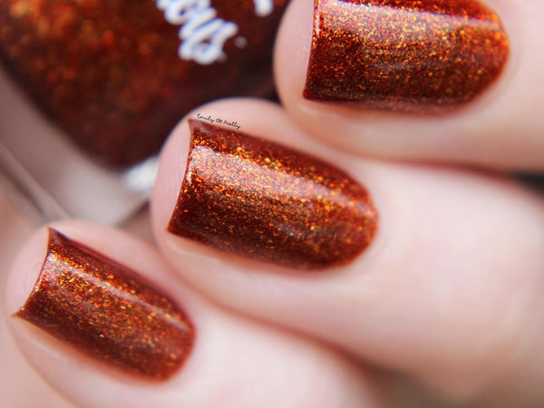 Seasonal Sunset Nail Polish