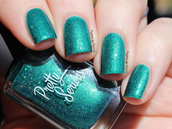Serpens Holographic Nail Polish - Pretty Serious Cosmetics