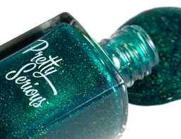Serpens Holographic Nail Polish