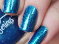 Limited Edition My Immortal Nail Polish - Pretty Serious Cosmetics