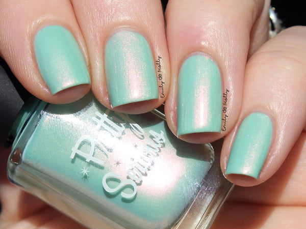 Peace On Earth Nail Polish