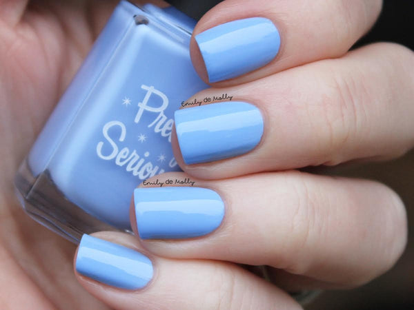 Can't Take The Sky Nail Polish - Pretty Serious Cosmetics