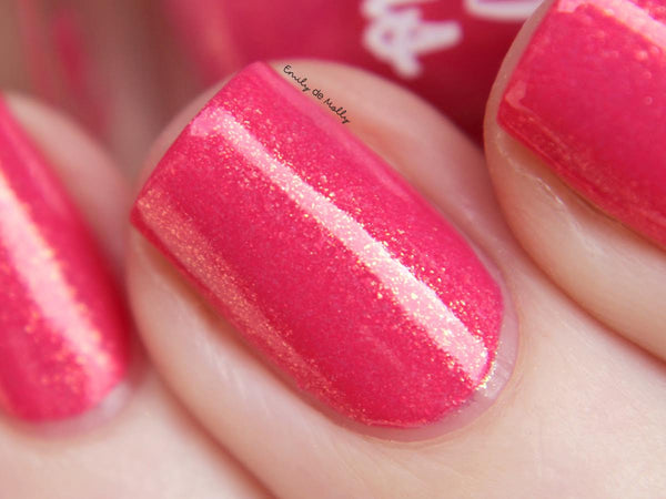 Cherry Bomb Nail Polish 11ml