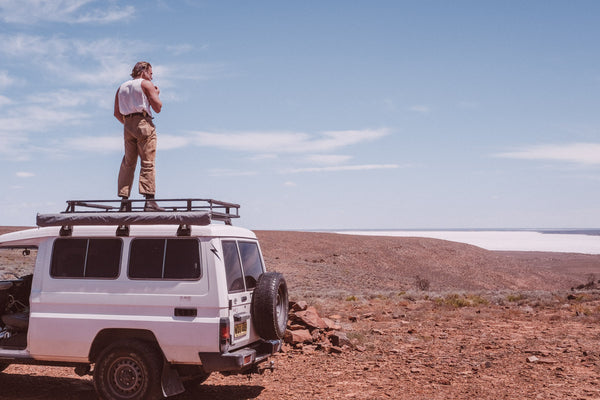 Into The Vastlands - A Photo Journal by Sam Chirnside