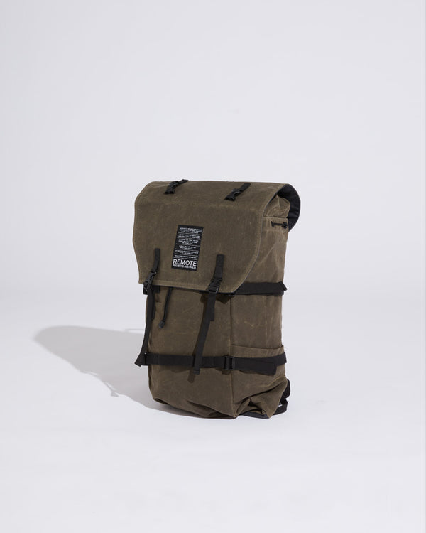RUGGED BACKPACK - BUSH [PRE-ORDER]