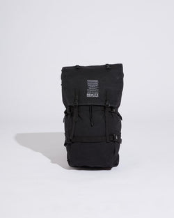 RUGGED BACKPACK - BLACK