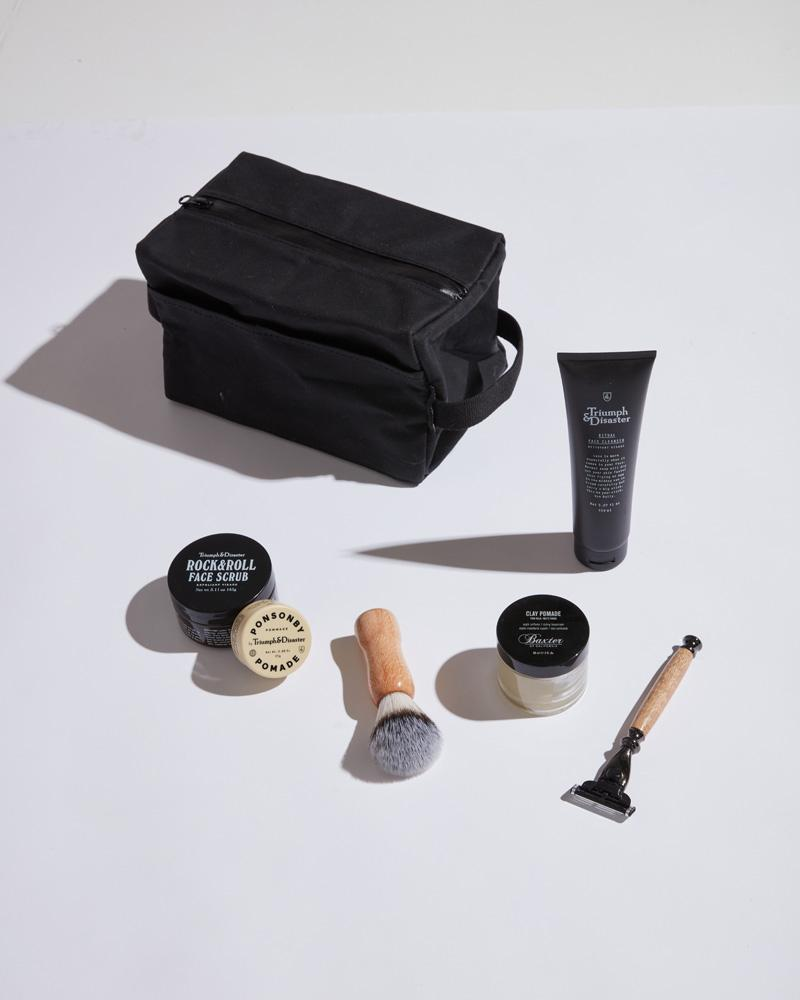 TRAVEL KIT - BLACK