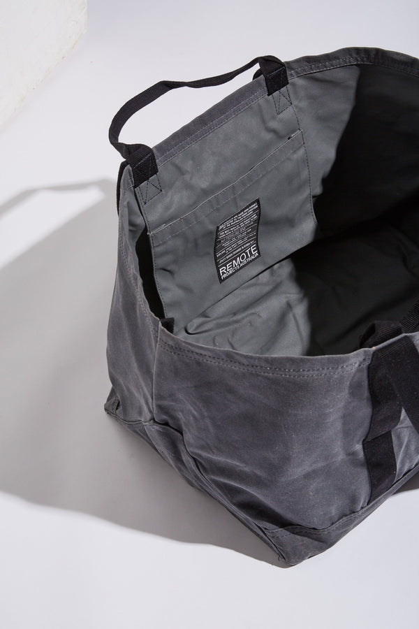 UTILITY BAG - SEA | BLACK