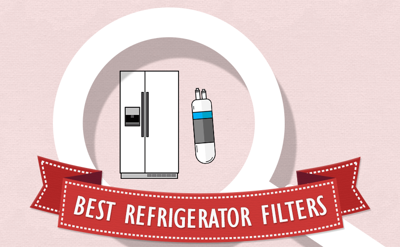 Best fridge water filter on MT-flow