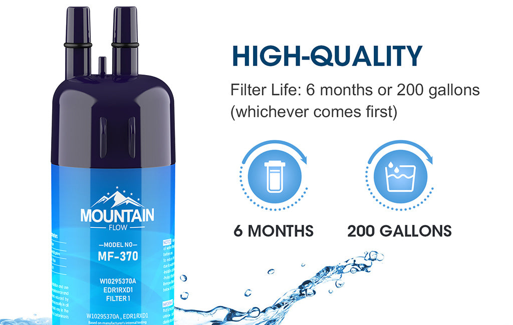 Mountain Flow water filter