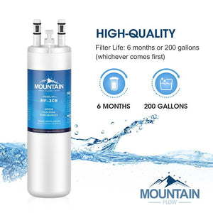 CRSH232PS9A water filter