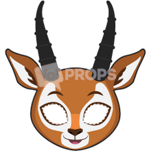 Load image into Gallery viewer, Antelope Mask
