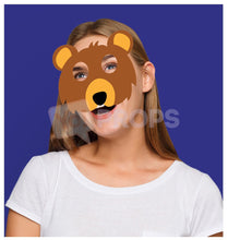 Load image into Gallery viewer, Bear Mask 3