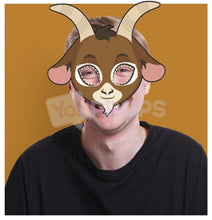 Load image into Gallery viewer, Billy Goat Mask