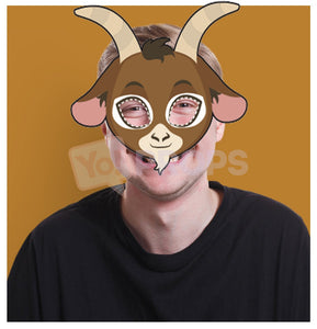 Billy Goat Mask