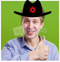Load image into Gallery viewer, Black Cowboy Hat