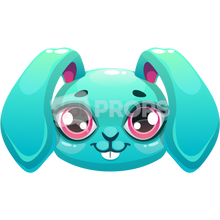 Load image into Gallery viewer, Bunny Head