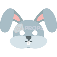 Load image into Gallery viewer, Bunny Mask 2