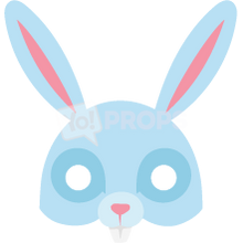 Load image into Gallery viewer, Bunny Mask 1