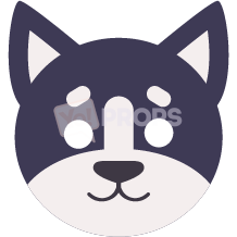 Load image into Gallery viewer, Dog Mask 2
