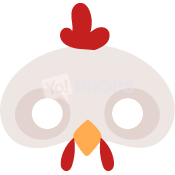 Chicken Mask