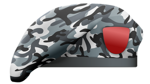 Copy of Camouflage Beret 5