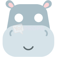 Load image into Gallery viewer, Hippo Mask 2