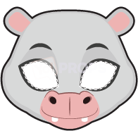 Hippo Mask 1