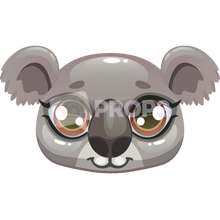 Load image into Gallery viewer, Koala Head
