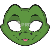 Load image into Gallery viewer, Lizard Mask