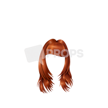 Load image into Gallery viewer, Long Red Hair
