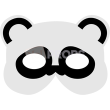 Load image into Gallery viewer, Panda Mask 3