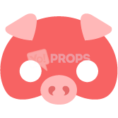 Load image into Gallery viewer, Piglet Mask 2