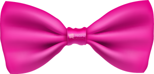 Pink Bow-tie