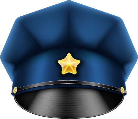 Police Hat 3