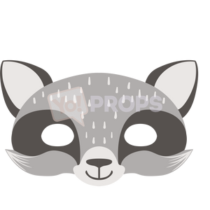 Raccoon Mask 4
