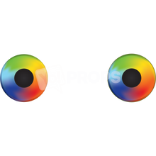 Load image into Gallery viewer, Rainbow Eyes