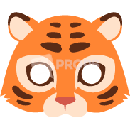 Load image into Gallery viewer, Tiger Mask 1