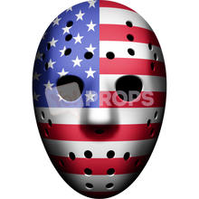Load image into Gallery viewer, American Goalie Mask