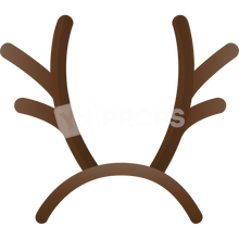 Load image into Gallery viewer, Antlers Headband