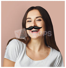 Load image into Gallery viewer, Black Mustache 10