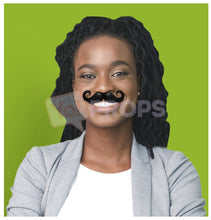Load image into Gallery viewer, Black Mustache 5