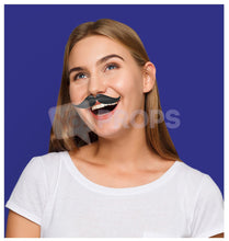 Load image into Gallery viewer, Black Mustache 7