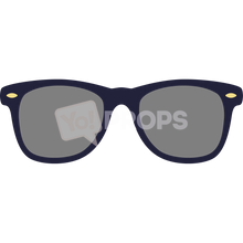 Load image into Gallery viewer, Black Glasses 7