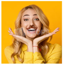 Load image into Gallery viewer, Brown Mustache 1