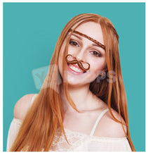Load image into Gallery viewer, Brown Mustache 3